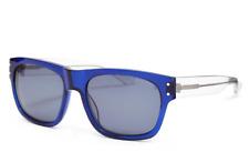 Oliver Goldsmith – Netherwood Indigo and Clear sides Sunglasses- Brand New
