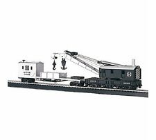 BAC 16102 Bachmann HO 250ton Crane & Boom Car SF New Free Shipping