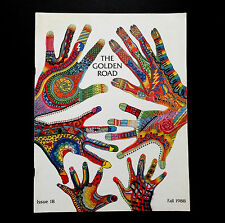Grateful Dead The Golden Road Magazine Jerry Garcia Interview 1988 Fall Issue 18