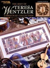 Leisure arts Best of Teresa Wentzler Christmas Collection cross stitch book