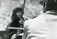 """MARK HARMON """"TOUAREGS"""" (TUAREG, THE DESERT WARRIOR) ENZO G. CASTELLARI PHOTO CM"""