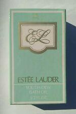 Estee Lauder Youth Dew Bath Oil 1/2 fl oz