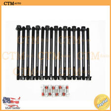 Cylinder Head Bolts For 2002-2009 Jeep Dodge Dakota Durango Ram 3.7L V6 SOHC K