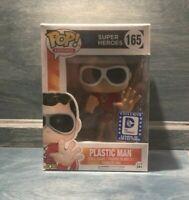 Funko Pop! Heroes #165 Plastic Man Legion Of Collectors Exclusive