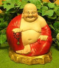 Laughing Budia Ho Thai Buddha Latex Fiberglass Production Mold Concrete Plaster