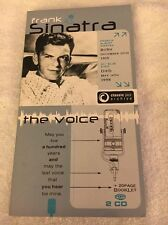 The Voice by Frank Sinatra (CD)  *2CDs - 47 Songs*