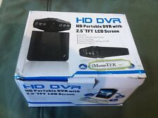 "iMounTEK HD DVR Portable Dashboard Cam Video Recorder 2.5"" TFT LCD Screen"