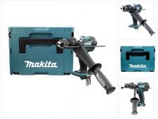 Makita DHP 458 ZJ 18 V Akku Schlagbohrschrauber Solo im Makpac - ohne Zubehör