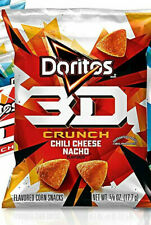 0.625 Ounce Doritos 3D Crunch Chili Cheese Nacho  ** Will Be Here In One Week **