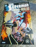 Superman: War of the Worlds (DC 1999) Elseworlds Invasion from Mars/ Lex Luthor