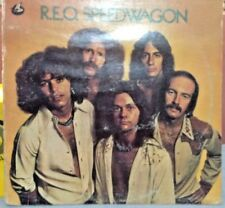 REO SPEEDWAGON Lost In A Dream  Released 1974 Vinyl/Record  Collection US presse