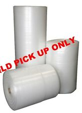 1500mmX100m 10mm X 5Rolls Bubble Wrap HEAVY DUTY/HOUSEHOLD USE PICK UP ONLY