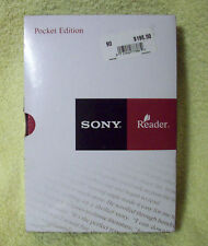 SONY DIGITAL BOOK READER POCKET EDITION*PRS-300*SILVER