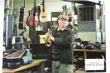 JACK NICHOLSON LOBBY CARD MONSIEUR SCHMIDT trompette