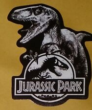 Jurassic Park Sticker 'Large Dinosaur' | '90s Movie Memorabilia | T-Rex Decal