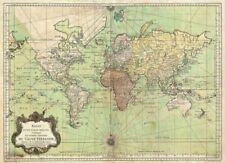1700-1799 Date Range Antique World Maps & Atlases