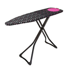 NEW Minky Hot Spot Pro Compact Ironing Board Pink - 122 x 38cm
