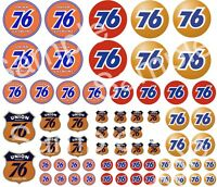 76 1:64,1:43,1:32 & 1:24 WATER SLIDE DECAL FOR HOT WHEELS, MATCHBOX, SLOT CAR