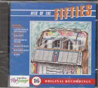 Hits of the Fifties (CBS, 1988) Paul Anka, Guy Mitchell, Doris Day, Ray C.. [CD]