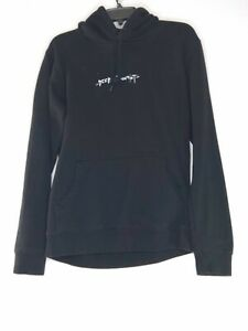 Seek Discomfort Womens Size Small Color Black (Missing Tags) Long Sleeve Hoodie