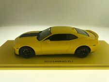 Luxury Collectibles Chevrolet Chevy Camaro ZL1 1/43Scale Resin Car Model