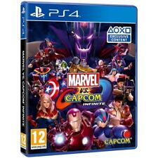 MARVEL VS CAPCOM INFINITE PS4 VIDEOGIOCO PLAY STATION 4 GIOCO ITALIANO CAPCOM