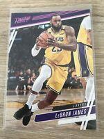 MINT Lebron James 2019-20 Panini Chronicles PINK Parallel Prestige #75 LA Lakers