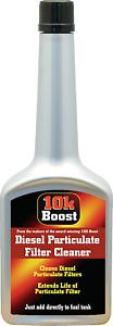 10K Boost Diesel Particulate Filter DPF Regenerator Cleaner Treatment Additive