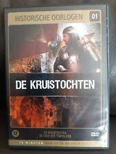 History DVD - De Kruistochten / De orde der Tempeliers - Historische Oorlogen.