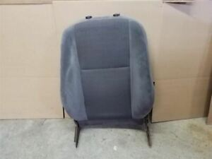Grey Cloth Front Left Driver Seat Back | Fits 1996-2001 Geo Metro