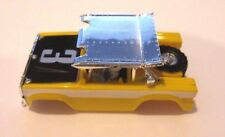 Model Motoring Aurora Afx Slot Car Ho Scale ( Ford Baja Bronco #3 Yel/Wht/Blk )