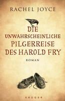 Die unwahrscheinliche Pilgerreise des Harold Fry von Rachel Joyce (2012)  #b41