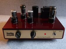 STEREO TUBE PREAMPLIFIER INSPIRE by DENNIS HAD MODEL LP-3.1 LINE STAGE PREAMP