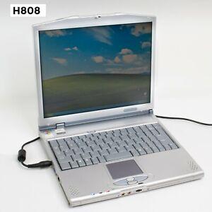"AVERATEC 3150 12.1"" LAPTOP AMD Athlon XP-M1600+ 1.4GHZ 608MB RAM 30GB HDD H808"