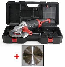 Flex L 26-6 230 T-rex Winkelschleifer 2600 watt SoftVib 2x Dia-scheibe Beton