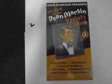 The Best of the Dean Martin Variety Show Vol. 2 - New VHS  Don Rickles