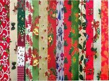 Telas y tejidos de navidad, patchwork