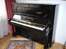 Bechstein Konzert-Klavier, schwarz lackiert, Höhe 131cm