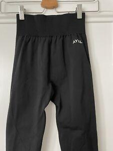 AYBL Black Leggings Size XS