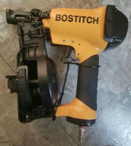 Bostitch 15-Degree Pneumatic Coil Roofing Nailer RN46-1 Brand NEW