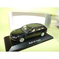 Audi A6 avant 2004 Noir 1 43 Minichamps