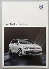 V10261 VOLKSWAGEN GOLF GTI MK6 'ADIDAS'