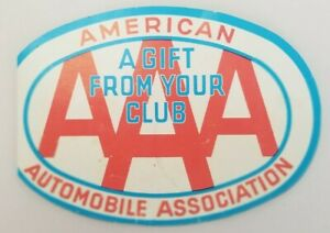 AAA Advertising Needle Book W Threader American Automobile Association Triple A