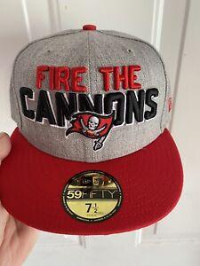 Tampa Bay Buccaneers Draft Hat 7 1/2