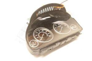 Speedometer Head Cluster Analog MPH Thru 7/31/16 9383487 Fits 14-16 BMW 535i OEM