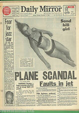 #BB6.  DAILY  MIRROR  NEWSPAPER, SYDNEY,  Thursday  17th December  1964