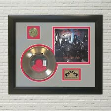 "Motley Crue ""Girls, Girls, Girls"" Framed 45 Picture Sleeve Record Display. ""M4"""