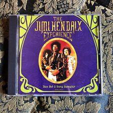 JIMI HENDRIX EXPERIENCE BOX SET 8 SONGS SAMPLER cd promo