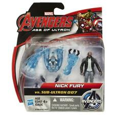 Marvel Avengers Age of Ultron Nick Fury vs Sub-Ultron 007 Action Figure