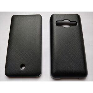 New Black Matte Protective Hard Case for Samsung Galaxy Folder 2 SM-G1650 G1600